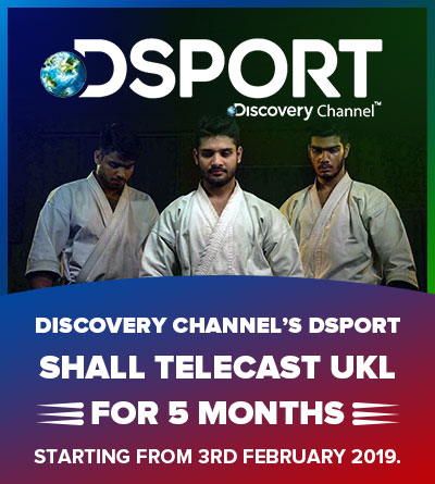 Discovery Channel's DSPORT shall telecast UKL for 5 months